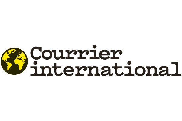 Logo Courrier international
