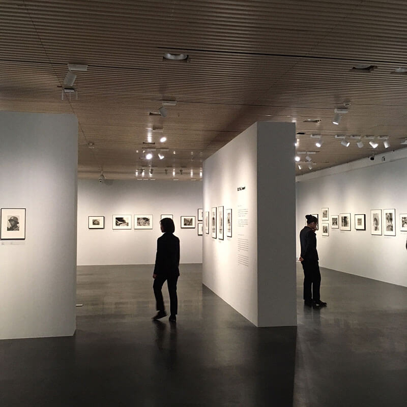 Walter Bosshard: Ausstellung University Art Museum in Beijing